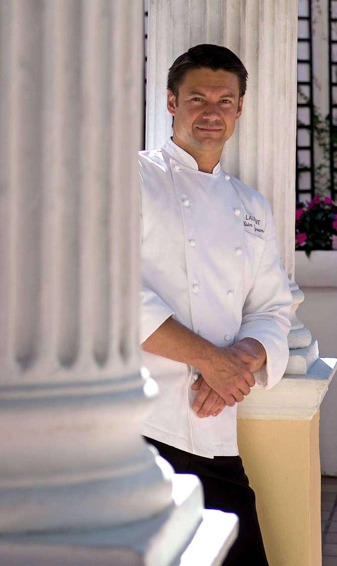 Alain Pégouret - Chef Laurent
