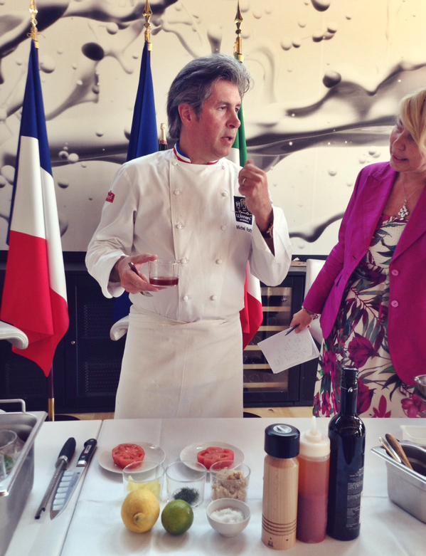 Le chef Michel Roth (1)