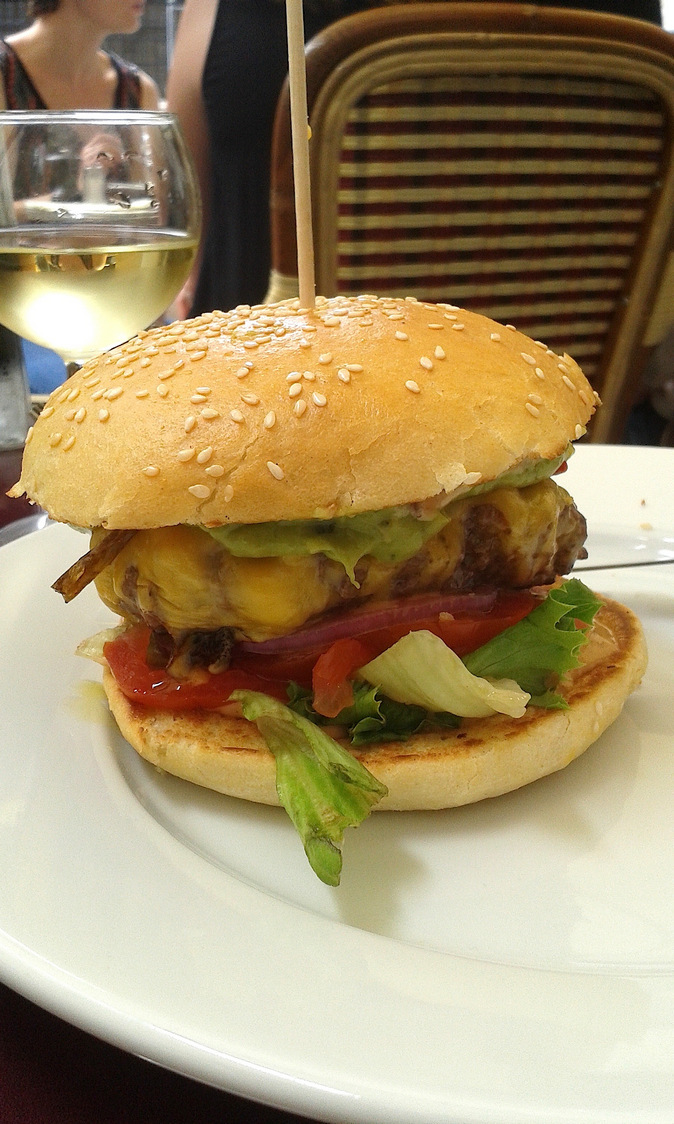 Tex Mex Burger © P.Faus