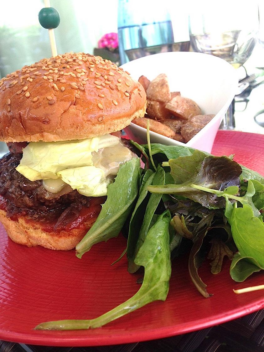Burger _W_ © Elsa Melique