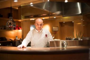 Chef Ludovic Bonneville