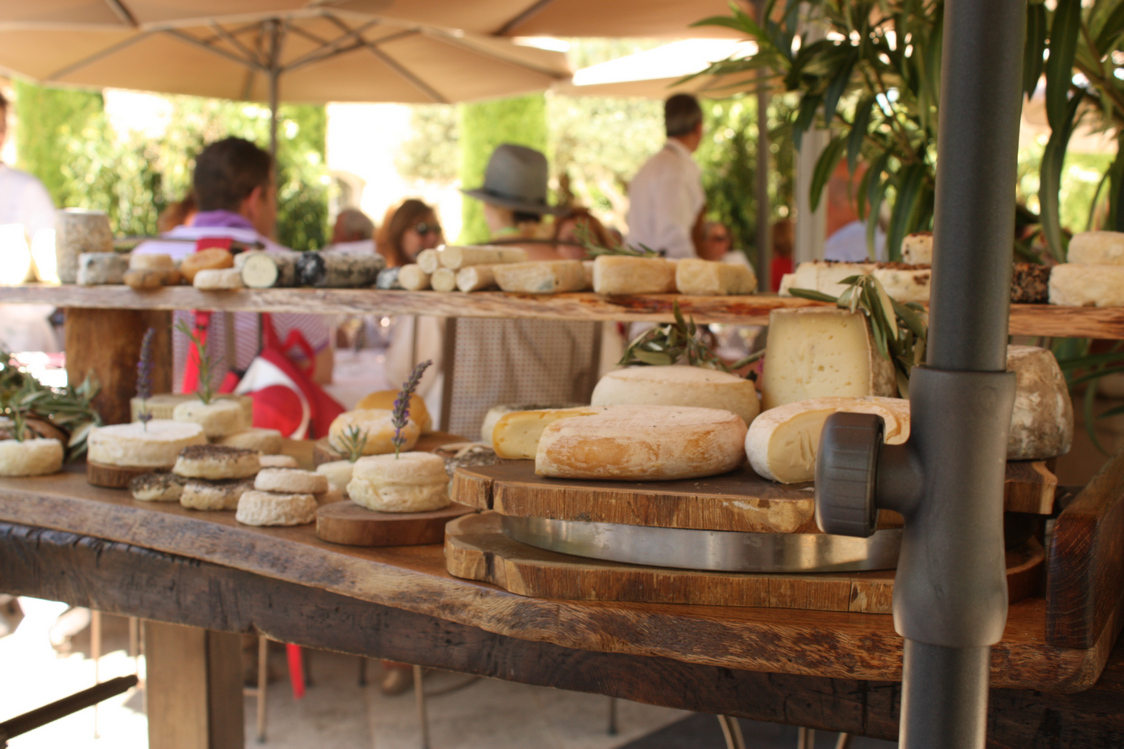 Fromages du pays © P.Faus