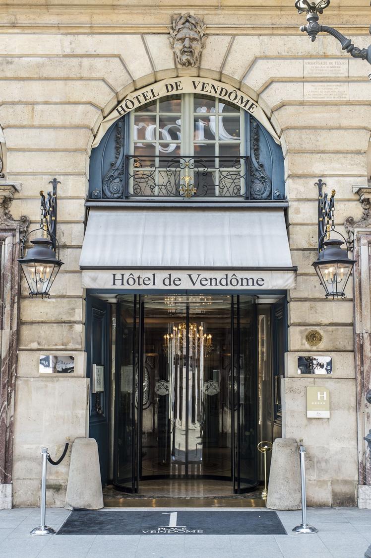 Hôtel de Vendôme - Extérieur (3)