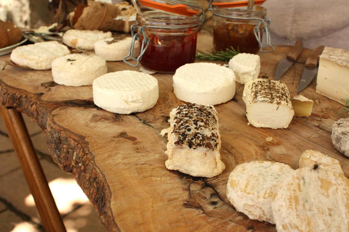 Plateau de fromages © P.Faus