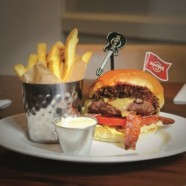 Le Whiskey Burger du Hard Rock Cafe Paris