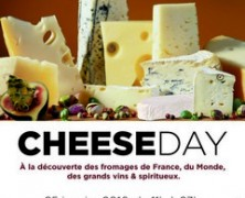 Cheese day – un festival de fromages !