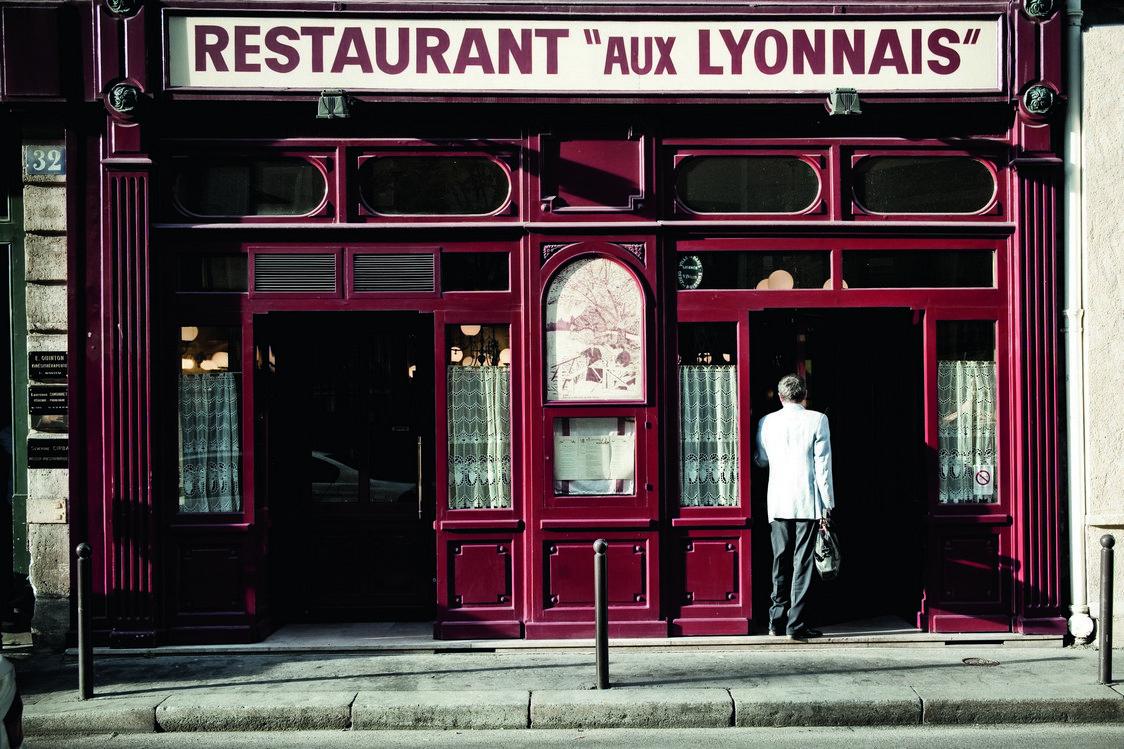 Aux Lyonnais - Façade (JP) (c)Pierre Monetta