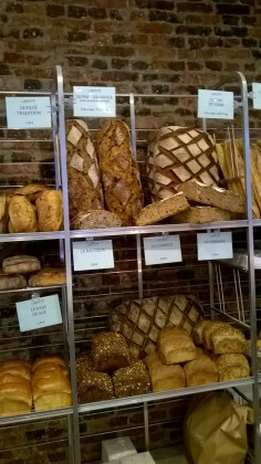 Du côté de la boulangerie