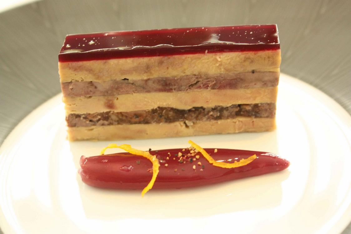 Pressé de foie gras © P.Faus . - copie