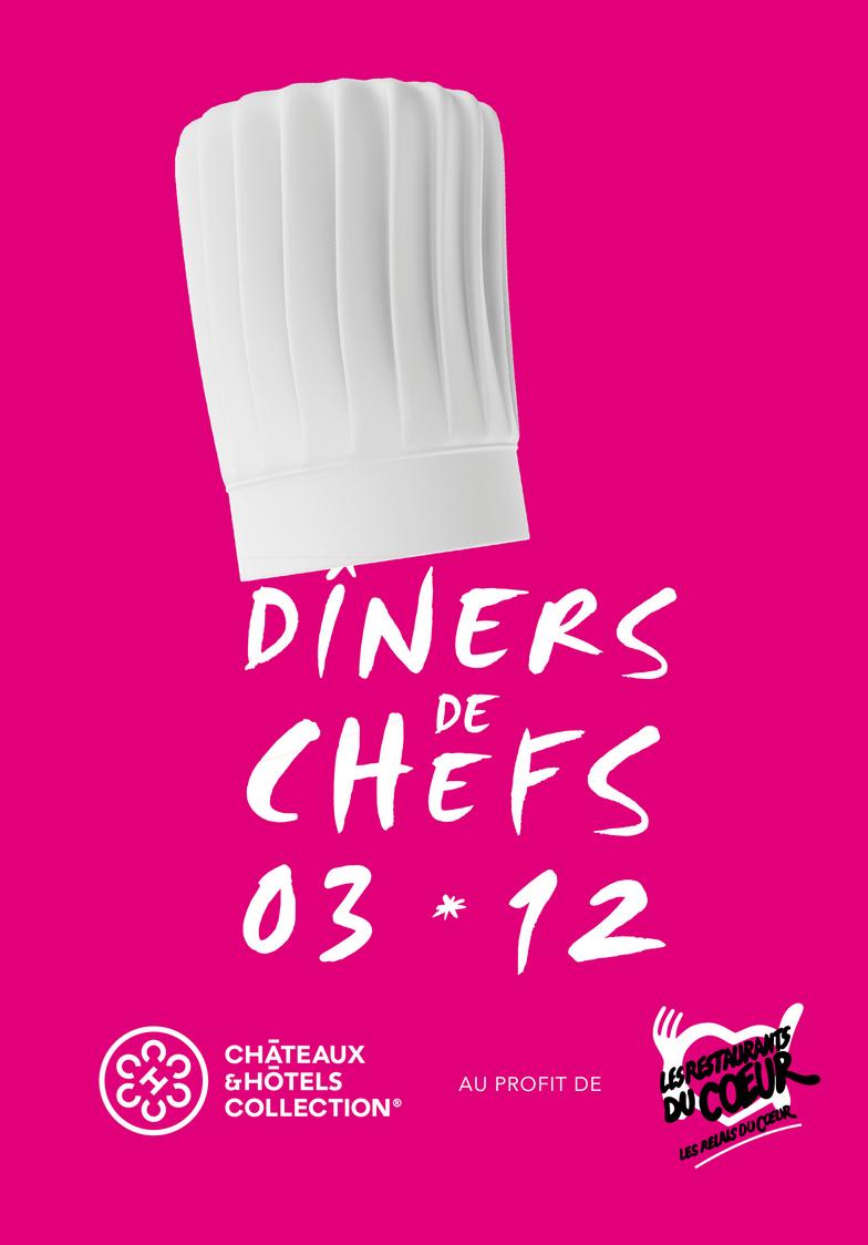 CHC_Diners de Chefs Restaurants du Coeurs 2015