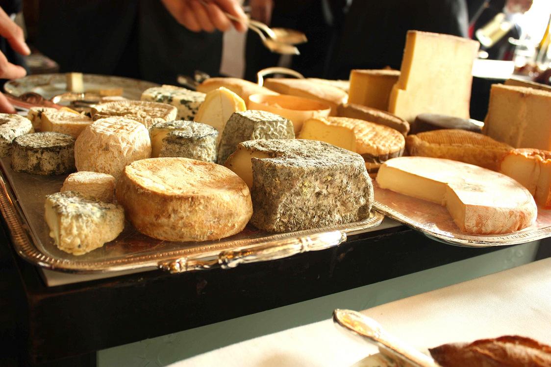 Plateau des fromages © P.Faus