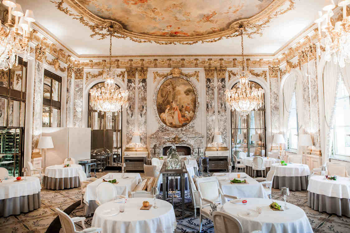 Restaurant le Meurice Alain Ducasse Salle 9976 OK © Pierre Monetta - copie
