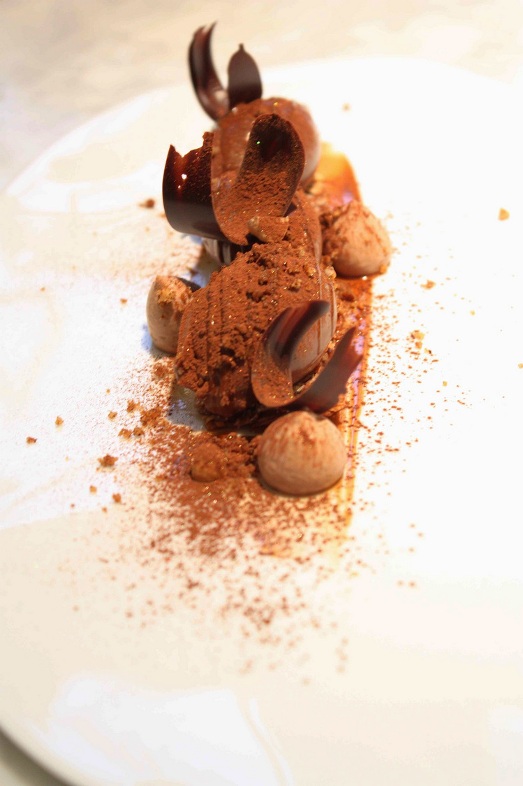 Chocolat _ noisette © P.Faus