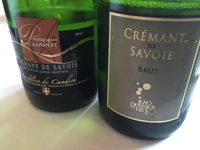 Crémants de Savoie