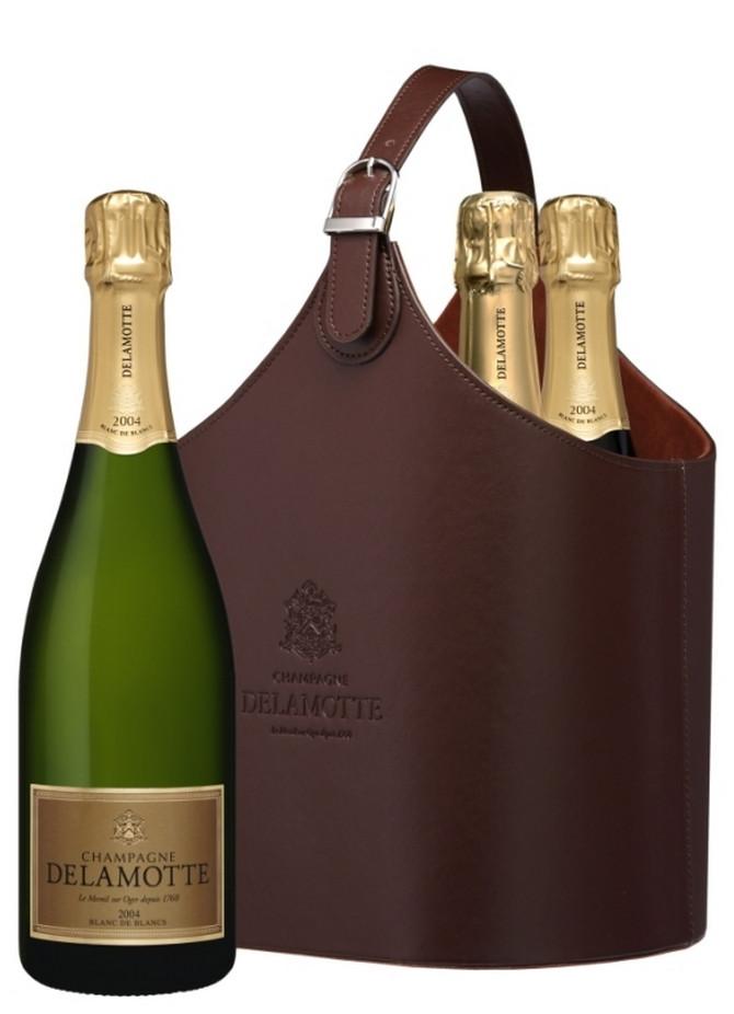 Champagne delamotte la preuve par 7 gourmets co for Champagne lamotte prix
