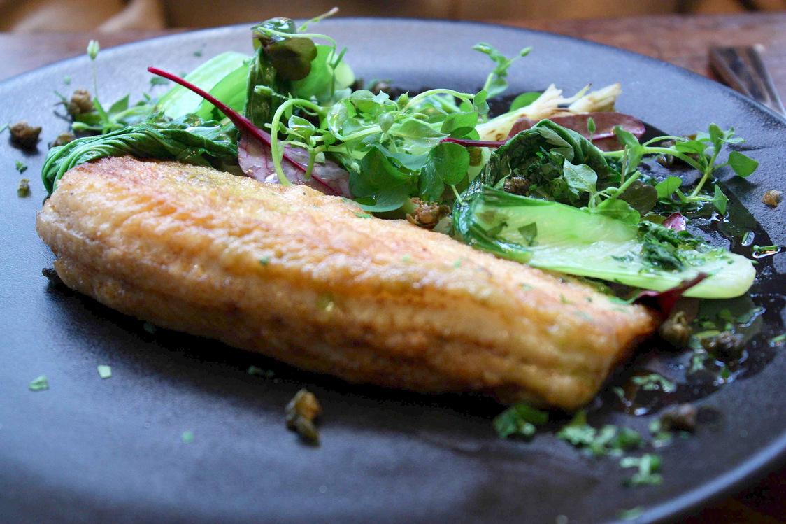 Limande_sole meunière, beurre bla,c, fines herbes © P.Faus
