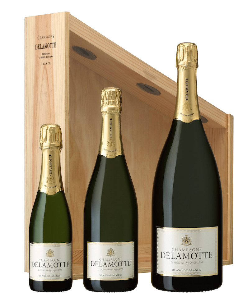 Champagne delamotte la preuve par 7 gourmets co for Champagne delamotte prix