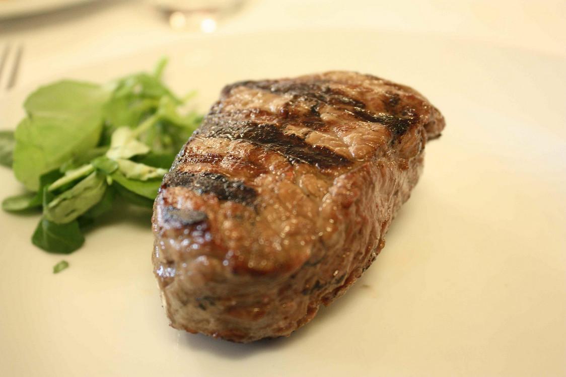 Pavé du boucher grillé béarnaise © P.Faus