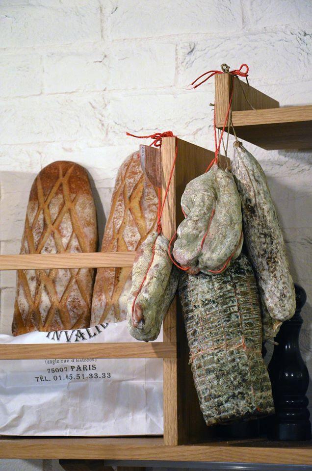 Le fameux pain de la boulangerie Joncteur