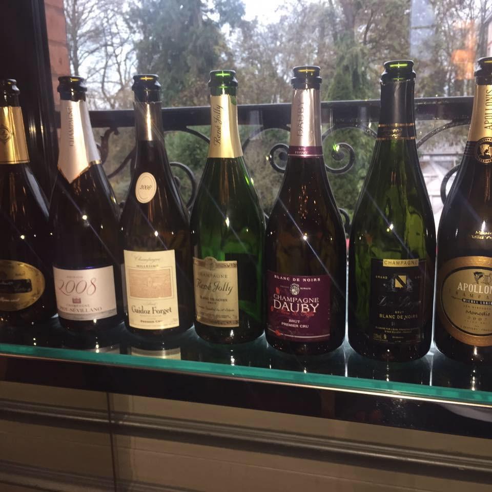 Les champagnes de l'association