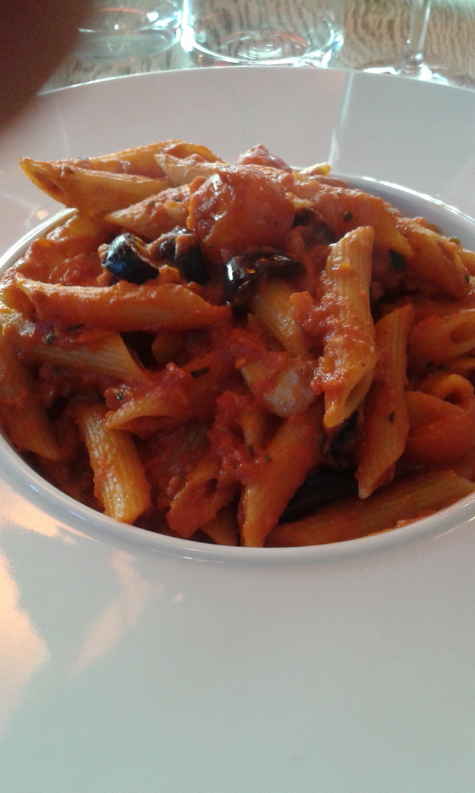 Penne all'arrabiata © P.Faus