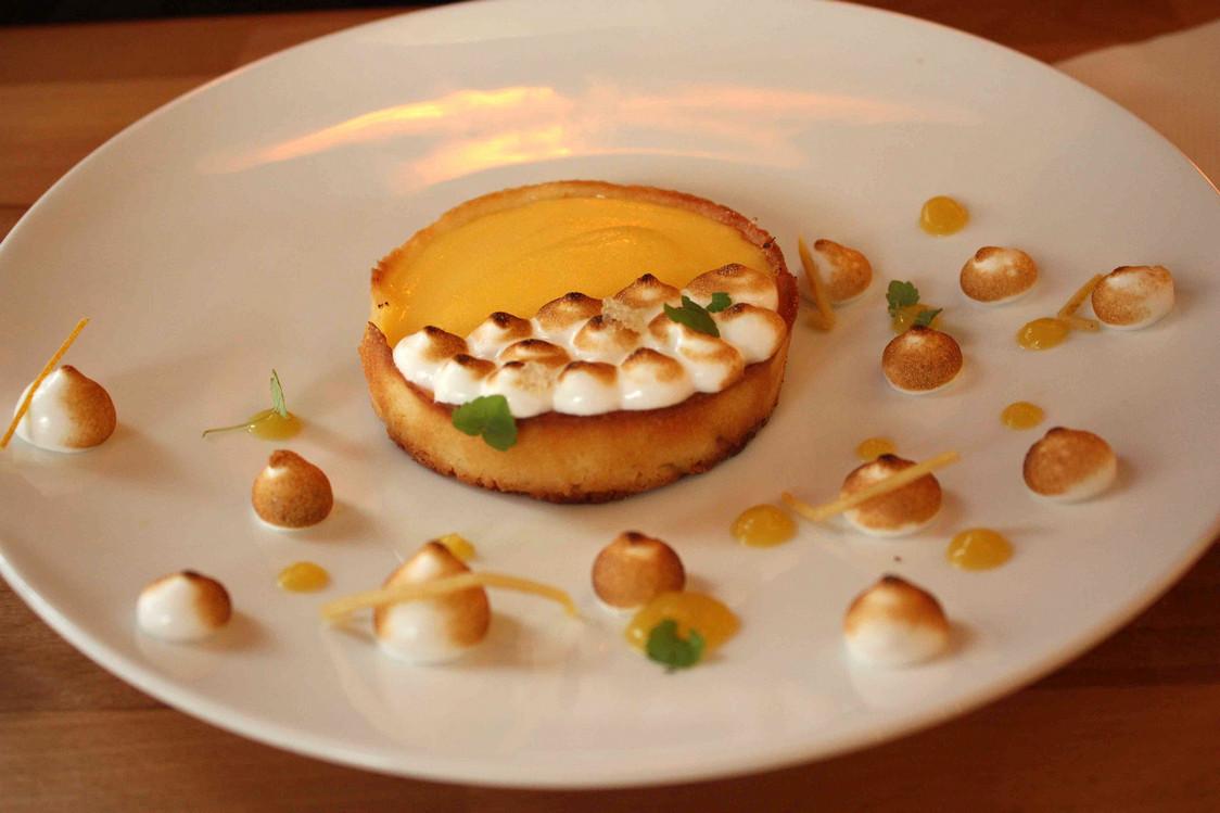 Tarte au citron meringuée © P.Faus   - copie