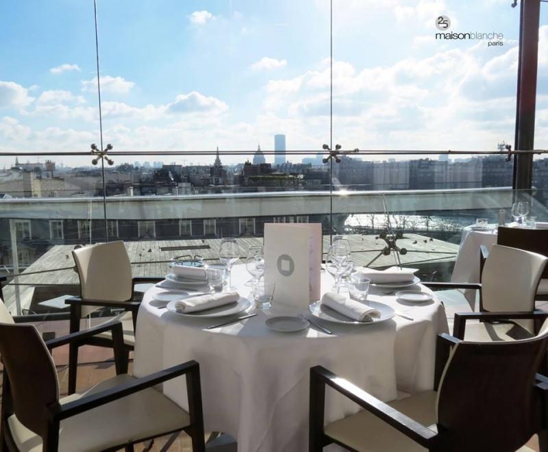 Maison blanche gourmets co for Restaurant la maison blanche toulouse