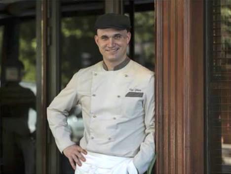 Le chef, Ugo Ghion