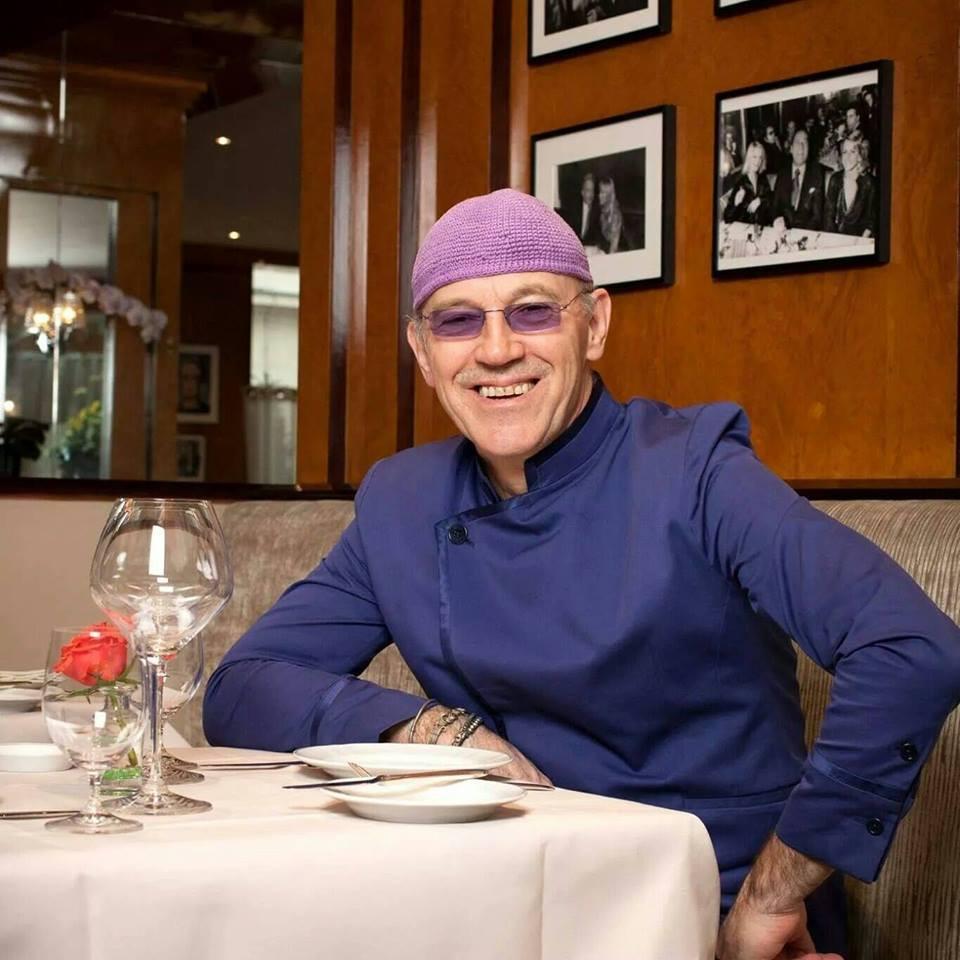 Chef Alberico Penati