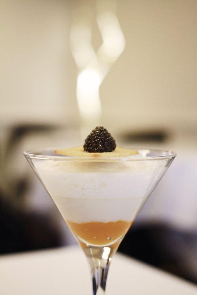 L'œuf au caviar