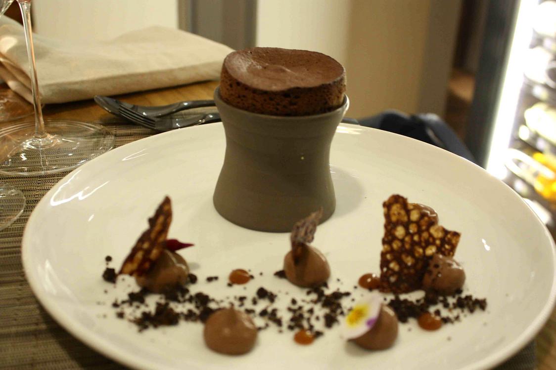 Soufflé au chocolat Guanaja © P.Faus   - copie