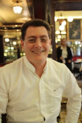 Pascal Duvaldeux, le chef