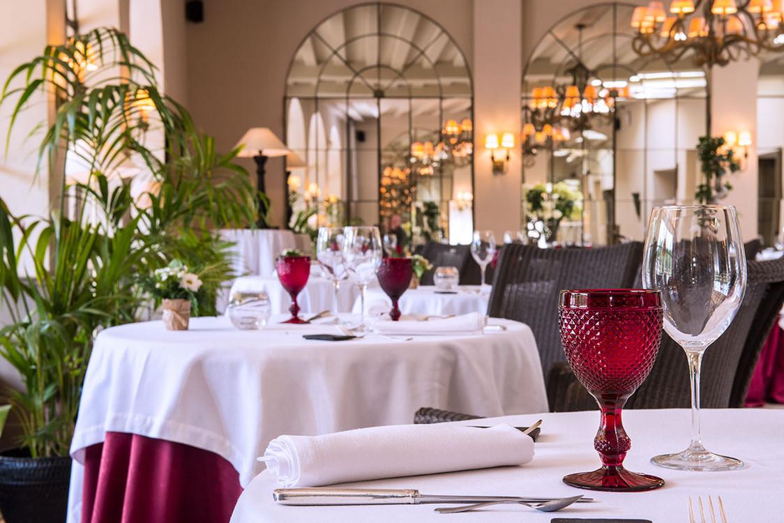 Ch teau de courban gourmets co - Mise en place table restaurant ...