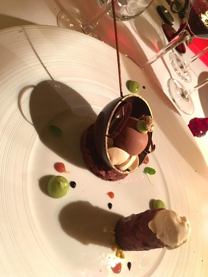 Chocolat..;