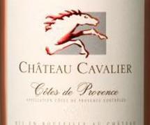 Châteaux et Domaines Castel Château Cavalier : 100% rosé
