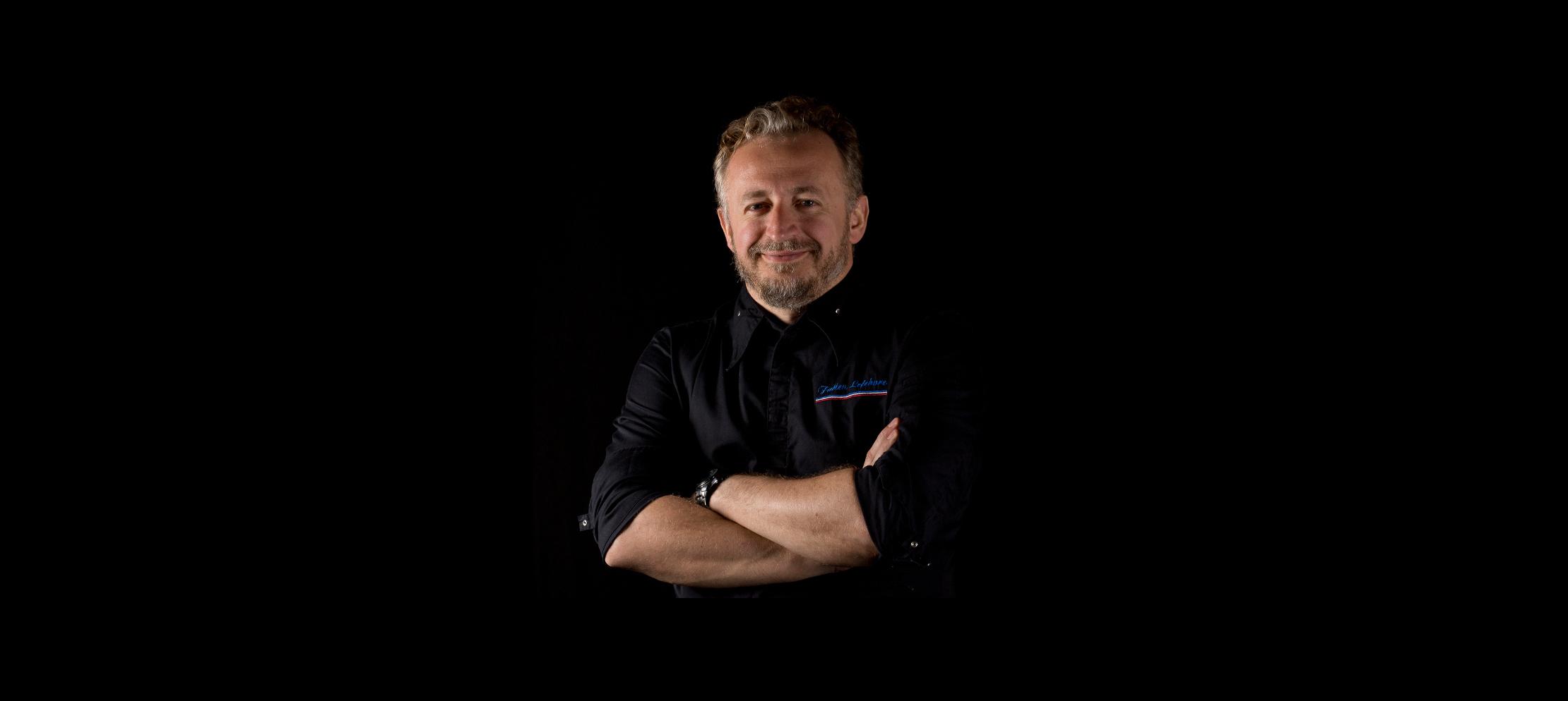 Le chef, Fabien Lefebvre