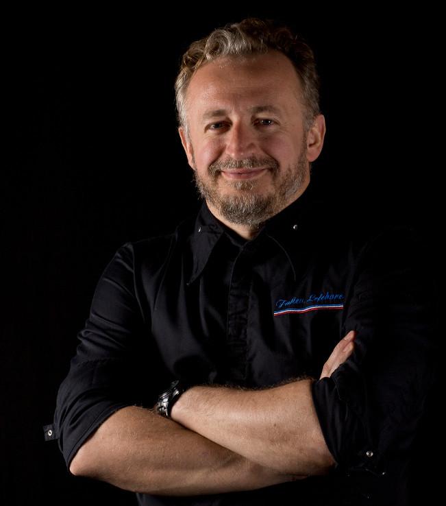 Le chef, Fabien Lefebvre(1)