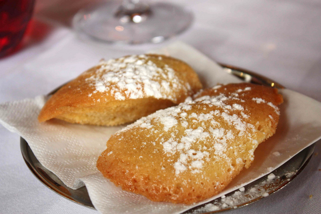 Madeleines © P.Faus