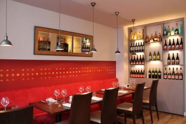 Salle du restaurant L'Escient 2