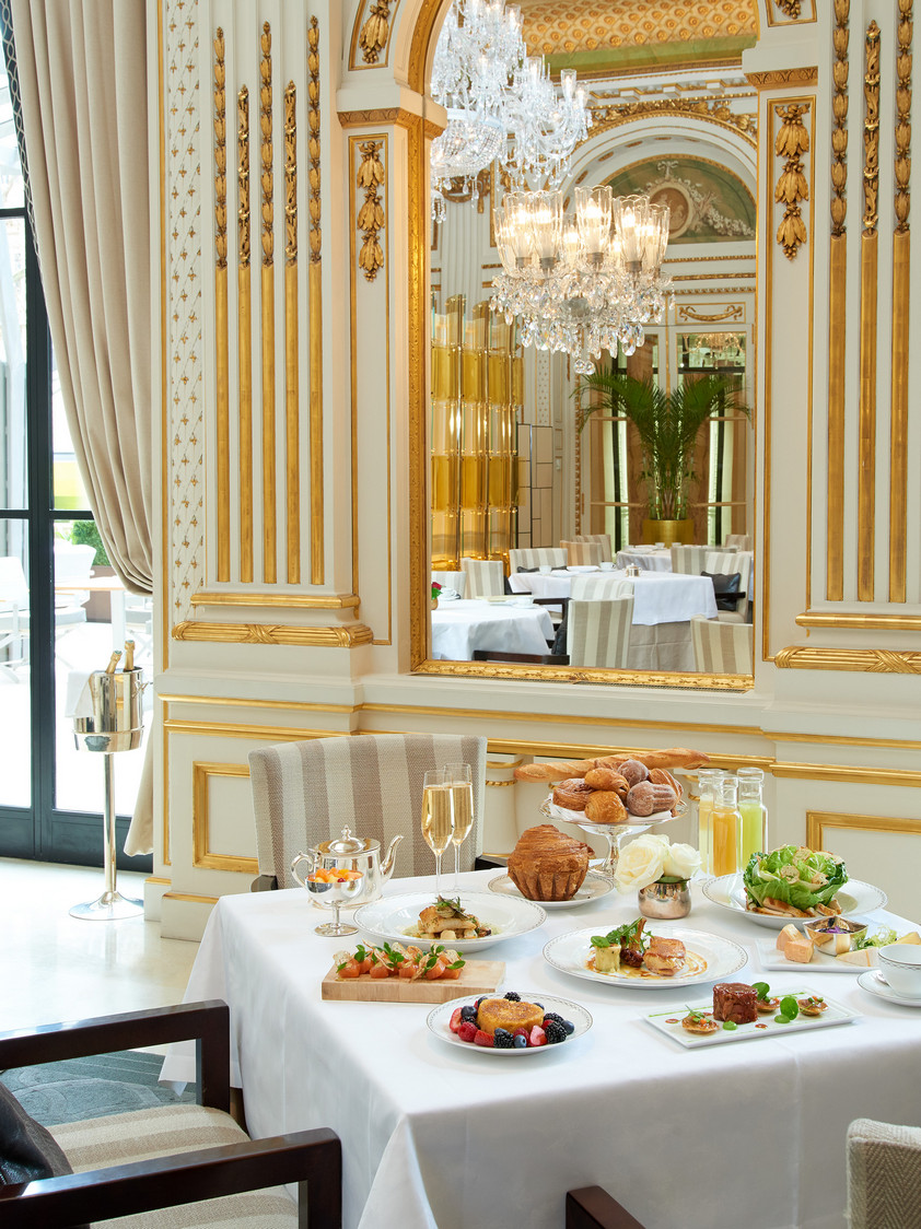 The Peninsula Paris - Brunch(1)