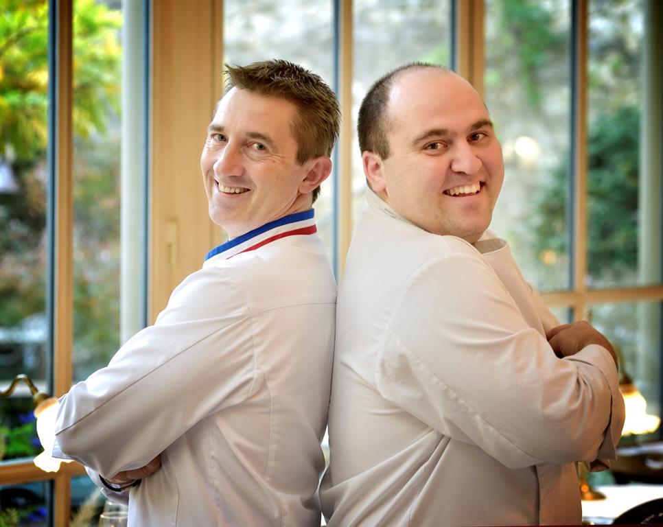 Duo de Chefs(c) ALAIN MAIGRE