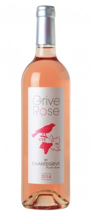 La Grive Rose By Chantegrive 2014