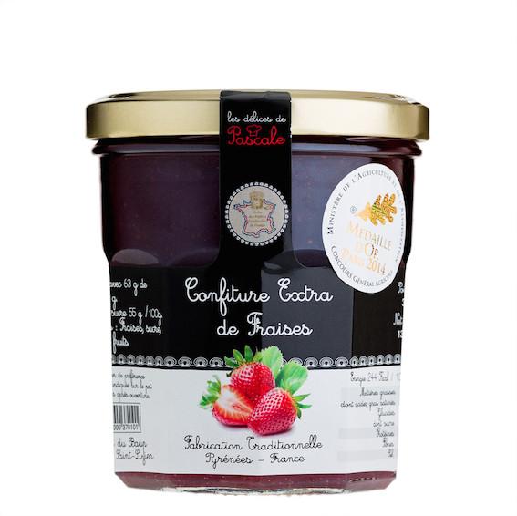 Les bonnes confitures de la maison jougla gourmets co - Confiture de fraise maison ...
