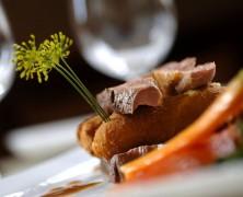 Restaurant l'Adonis – Hôtel des Gorges du Tarn à Florac