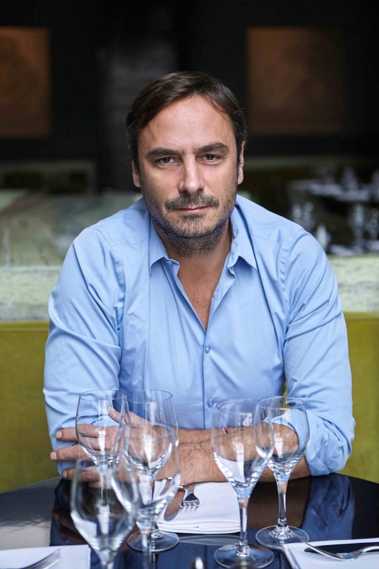 Loulou restaurant - credit photo Mathieu - chef Benoit Dargare