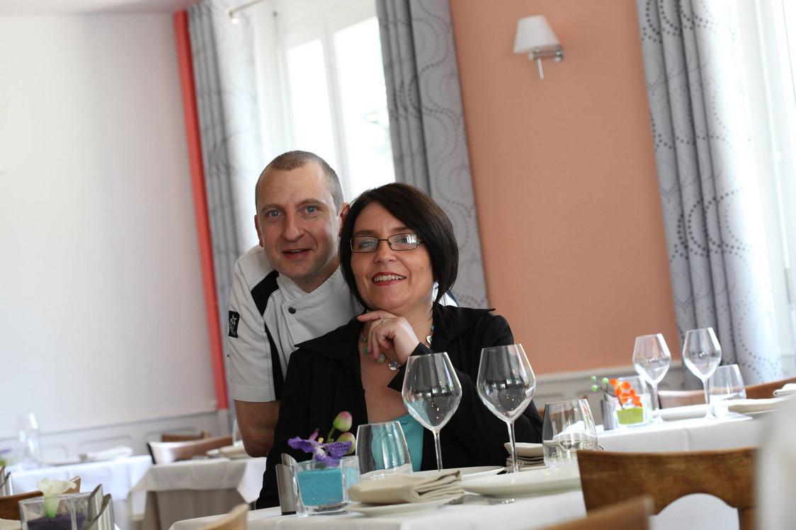 Mr Paulet et son épouse
