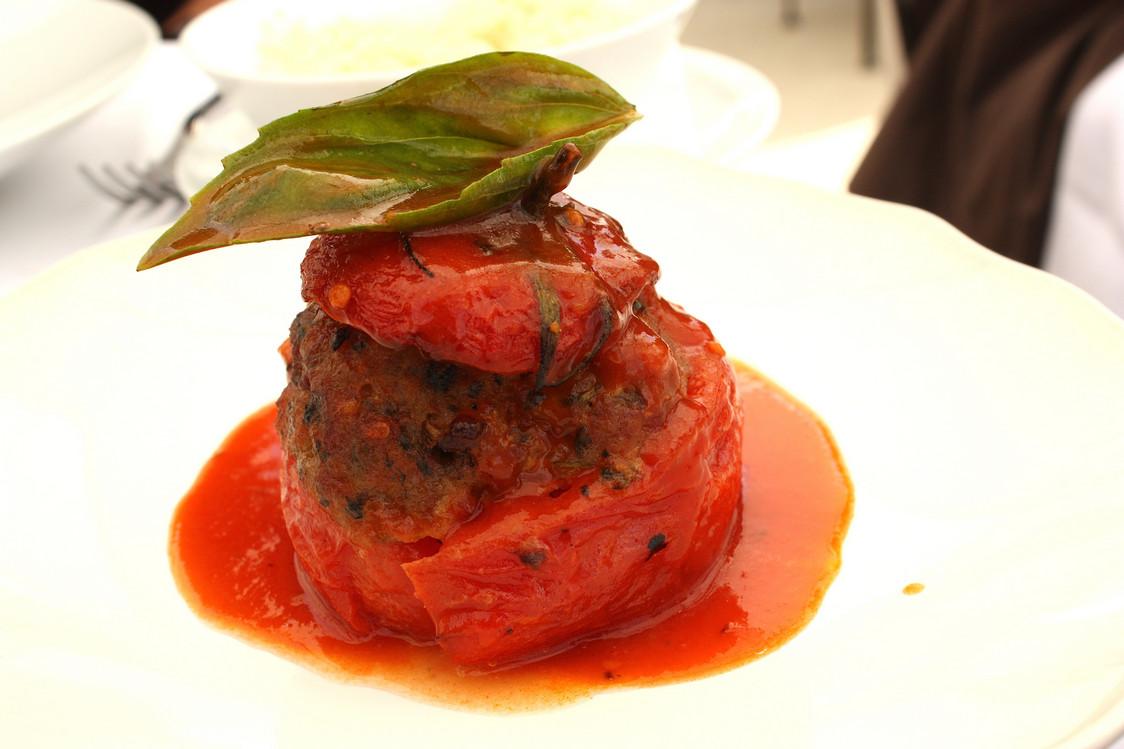 Tomates farcies © P.Faus