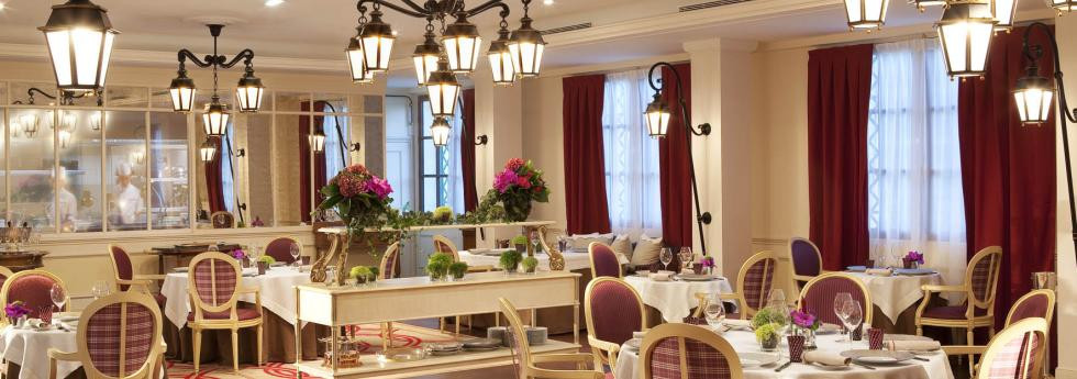 Le chef cl ment leroy chantilly gourmets co - La table du connetable chantilly ...
