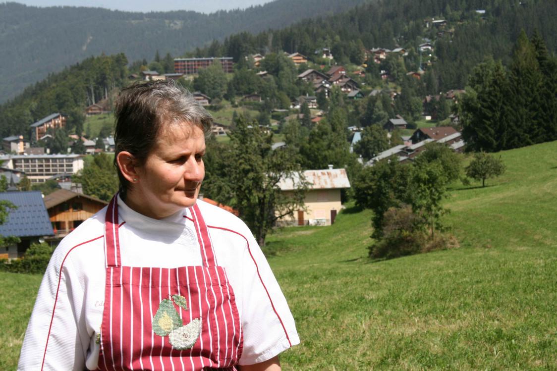 Chef Edwige TIRET  - Crédit La Croix de Savoie - copie