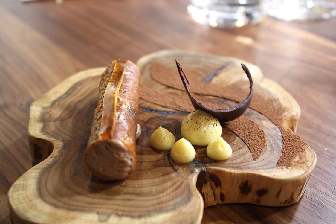 Cocolat de Grand'Anse, mousse croustillante…. © P.Faus